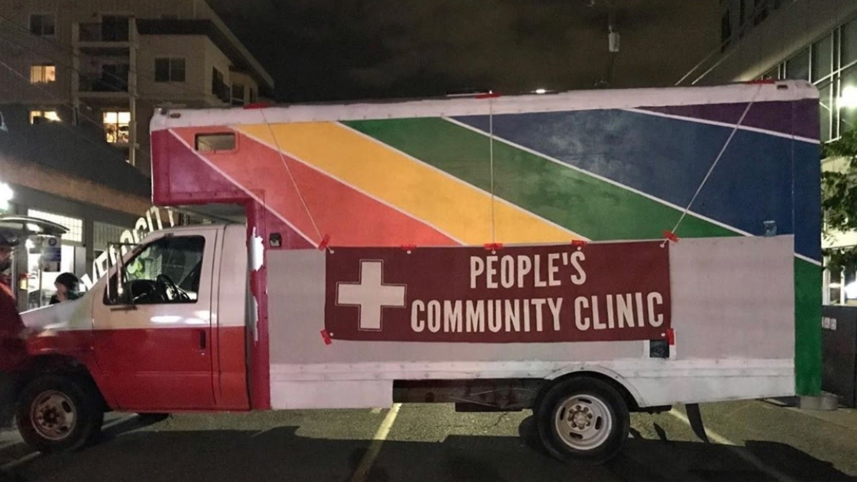 A volunteer medic initiatives, on wheels